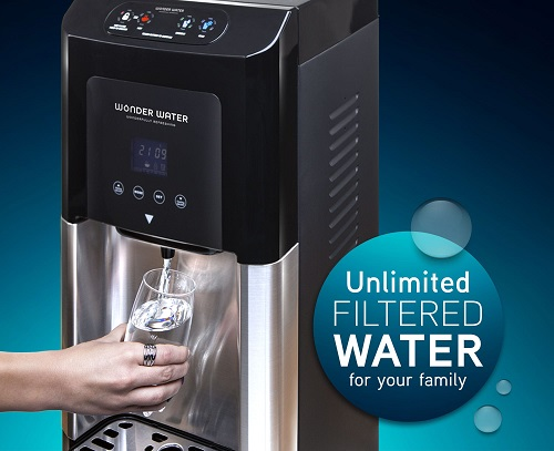wonder water unlimited filtered water for your family